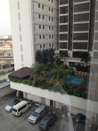 Bayview Hotel Georgetown Penang: プールもあります