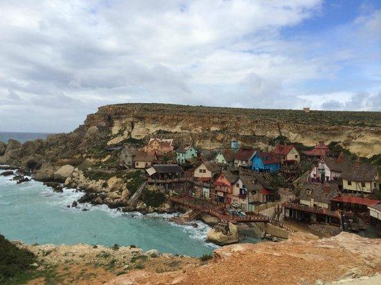 Hotel Valentina: Popeye Village