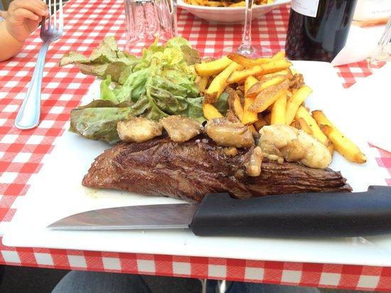 Le bouchouneir : Un régal pour les amateurs de viande.