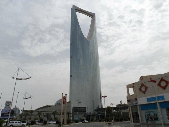 Tour du Kingdom Centre : Kingdom Tower