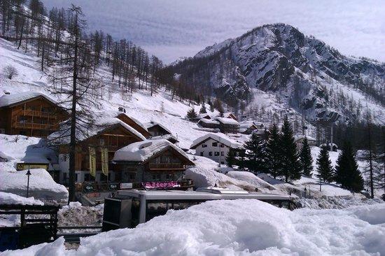 Monterosa Ski: staffal