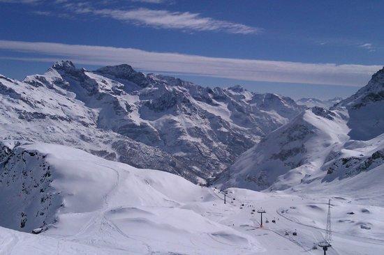 Monterosa Ski: monte rosa