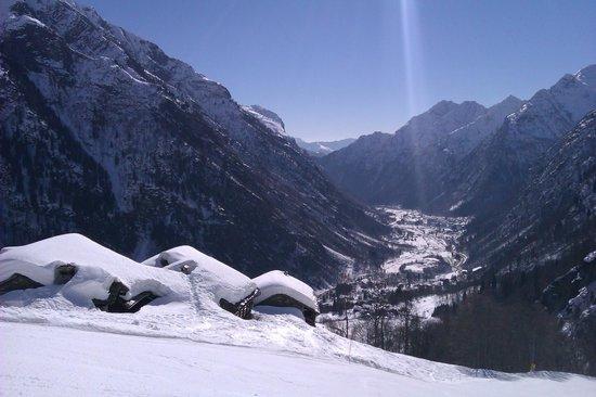 Monterosa Ski: alagna