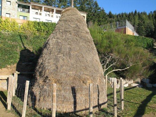 Vilar Rural de Sant Hilari Sacalm: Pajar