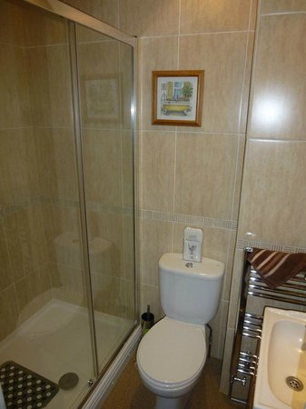 Heathfield Bed and Breakfast : Bathroom