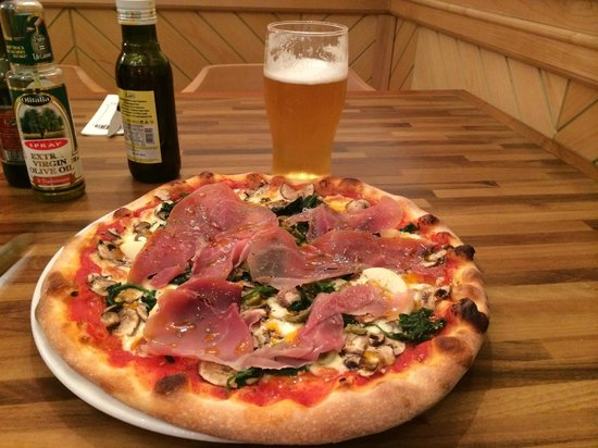 Hotel Valentina: Pizza Avenue - Cottura in Forno Elettrico