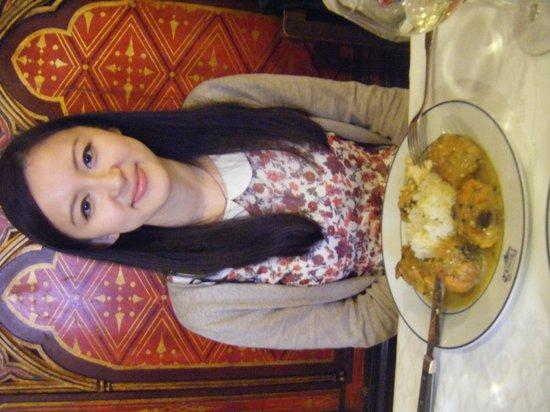 Sobrino de Botin : Almond chicken
