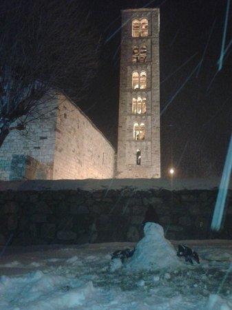 Ca de Corral : Església romànica de Sant Climent