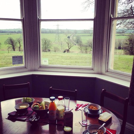 North Down Bed and Breakfast : Breakfast