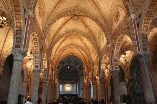 Sainte-Marie-des-Grâces (Santa Maria della Grazie) : interno I