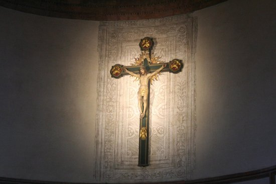 Sainte-Marie-des-Grâces (Santa Maria della Grazie) : crocefisso