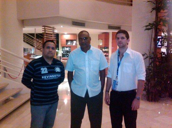 Sheraton Asuncion Hotel: Lobby/Reception Area