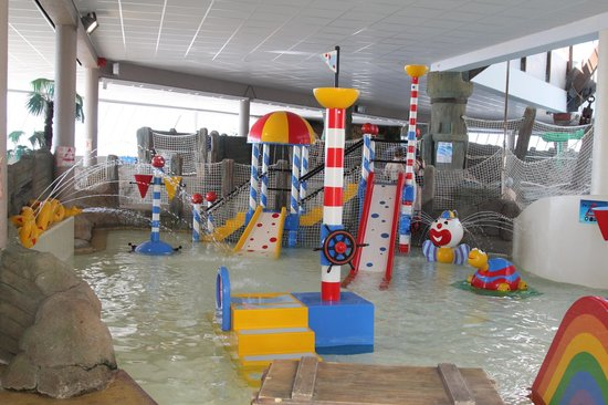 Le Touquet – Paris-Plage, France: Kids Lagon