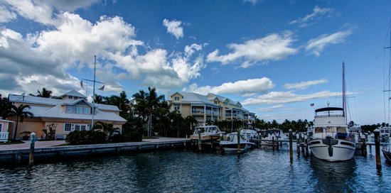 Abaco Beach Resort and Boat Harbour Marina: The marina