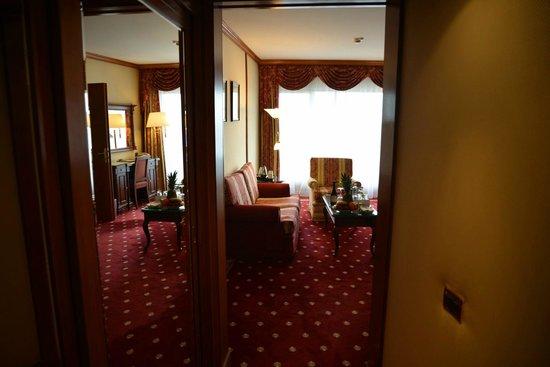 InterContinental Bucharest: Junior Suite