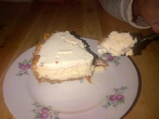 The Bird: The best EVER cheesecake