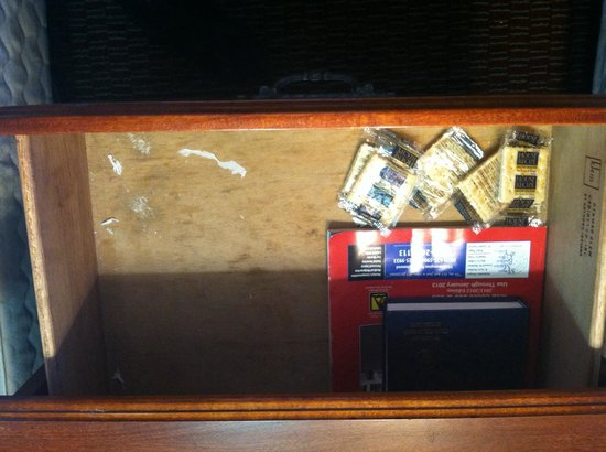 America's Best Value Inn: The gift in the night stand drawer