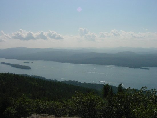 Super 8 Lake George/Downtown: Prospect Mountain hike