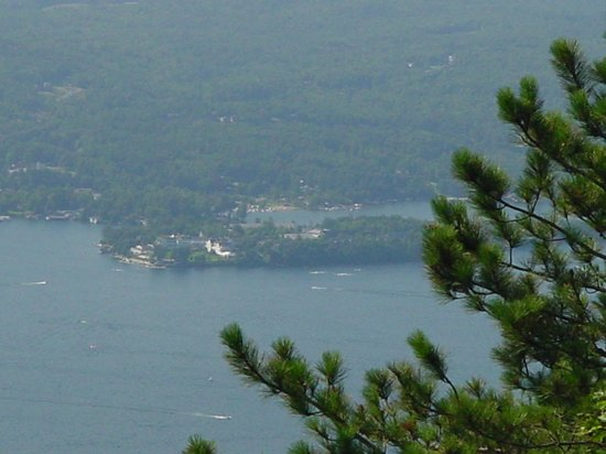 Super 8 Lake George/Downtown: Buck Mountain hike