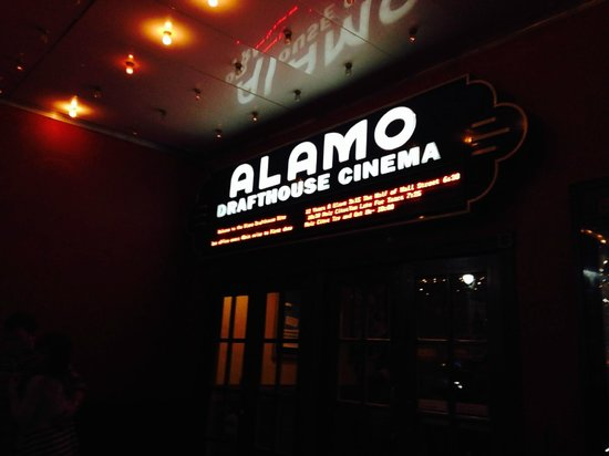 Alamo Drafthouse Cinemas