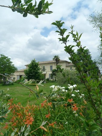 Maransin, France : domaine