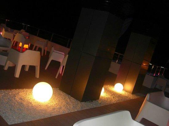 Hotel RH PortoCristo: Terraza