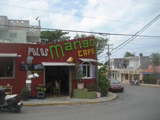 Mango Café Isla: Picture of the cafe