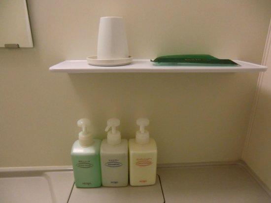 Hotel Route Inn Nagoya Sakae: cleaning gel
