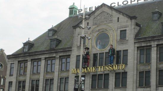 Dam Platz: Piazza Dam ad Amsterdam.