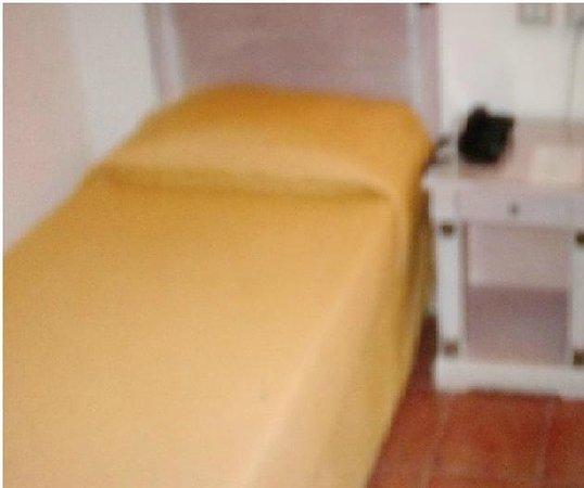 Mancini Park Hotel: Hum! cama confortável!