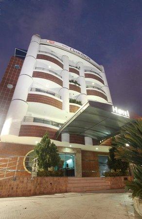 Hotel Charthon Barranquilla : FACHADA 2