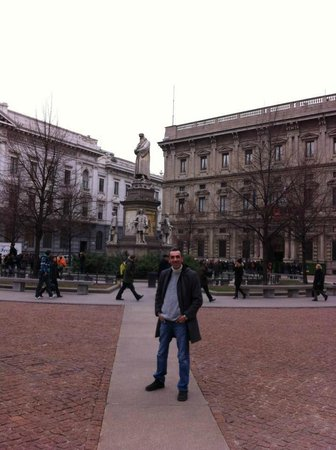 Scala de Milan (Teatro alla Scala) : THEATROALLSCALA
