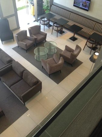 Holiday Inn Express Iquique: Lobby