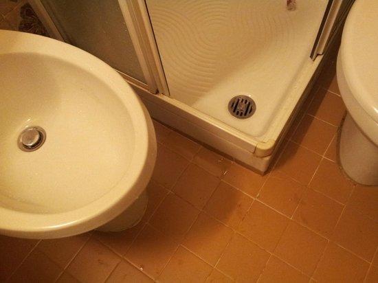 Hotel alla Fava: Bagno