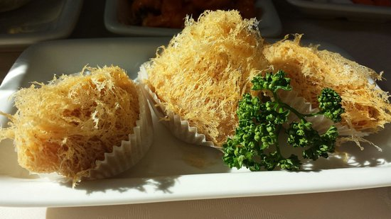 Wan Chai Corner : Fried Taro pasties