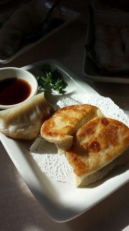 Wan Chai Corner : Dumplings