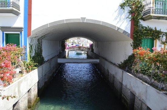 ClubHotel Riu Gran Canaria: Puerto Mogan