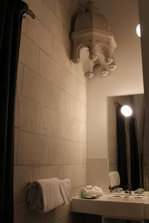 Hotel SOZO : Salle de bain