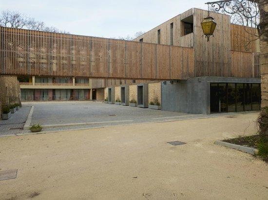 Moulin de Vernègues - Châteaux Hôtels Collections : nouveau bâtiment