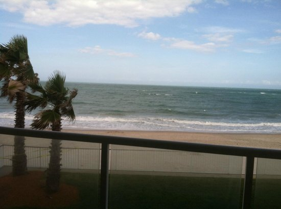 Holiday Inn Hotel & Suites Vero Beach - Oceanside: View from our balcony