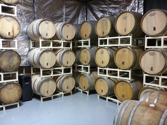 Ridgeland, Carolina del Sur: An adventure in barrels.