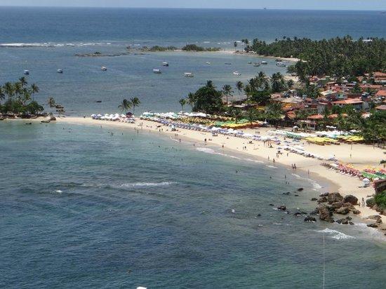 Segunda Praia Beach: 2ª Praia, Morro de São Paulo, Bahia