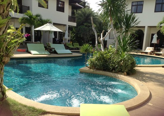 Dreams Villa Resort: Like having your own private jacuzzi