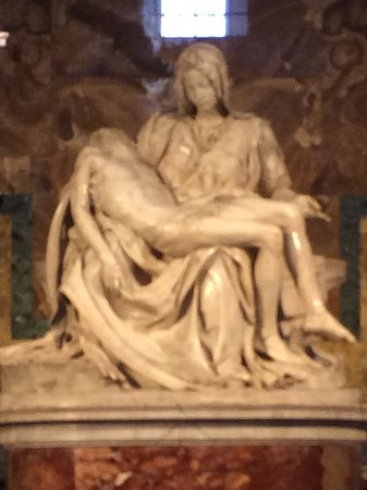 Through Eternity Cultural Association: The Pieta