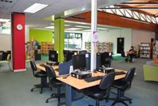 Larne Library