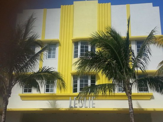 Art Deco Historic District: SoBe Art Deco