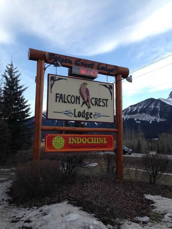 Falcon Crest Lodge: Falcon Crest
