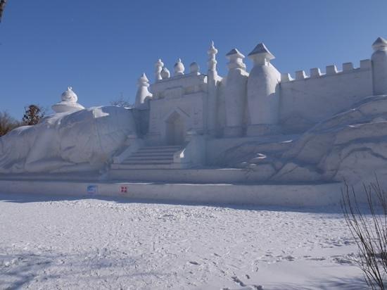 Harbin Snow Fair : Снежный город