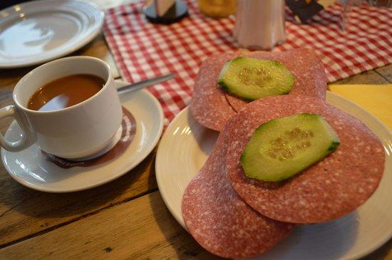 Oma's Kuche: Frühschtück