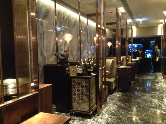 Sing Yin Cantonese Dining Atmosphere